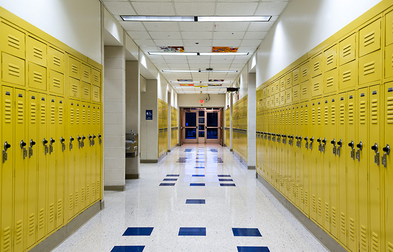 تحصیل در دبیرستان های کانادا