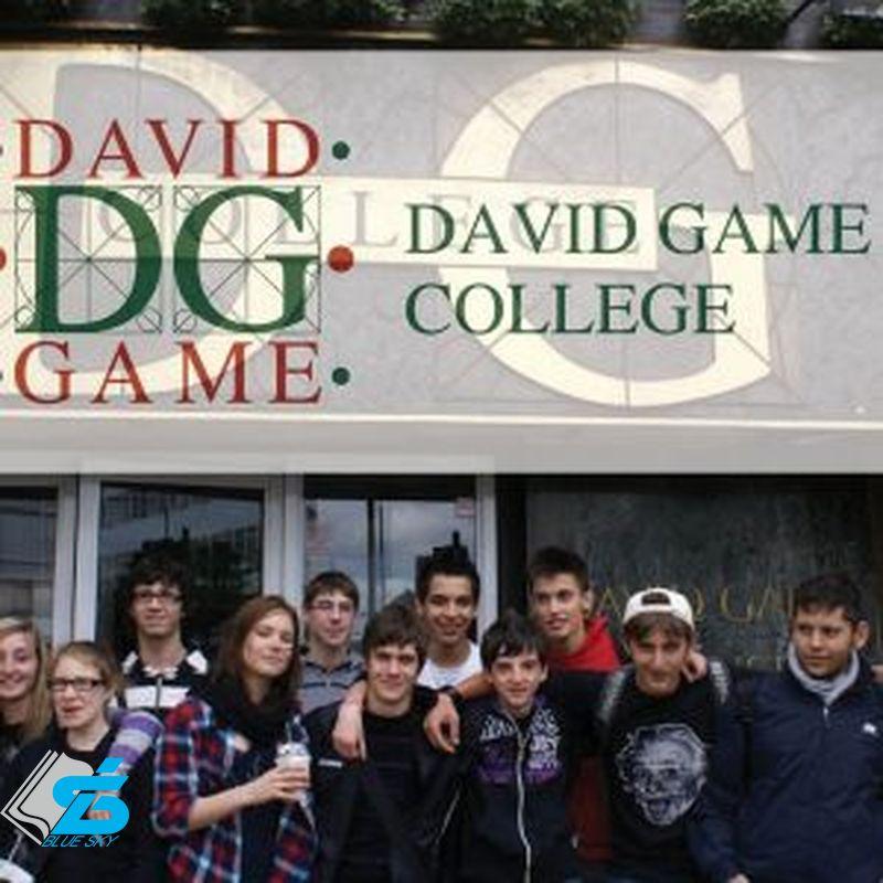 کالج دیوید گیم