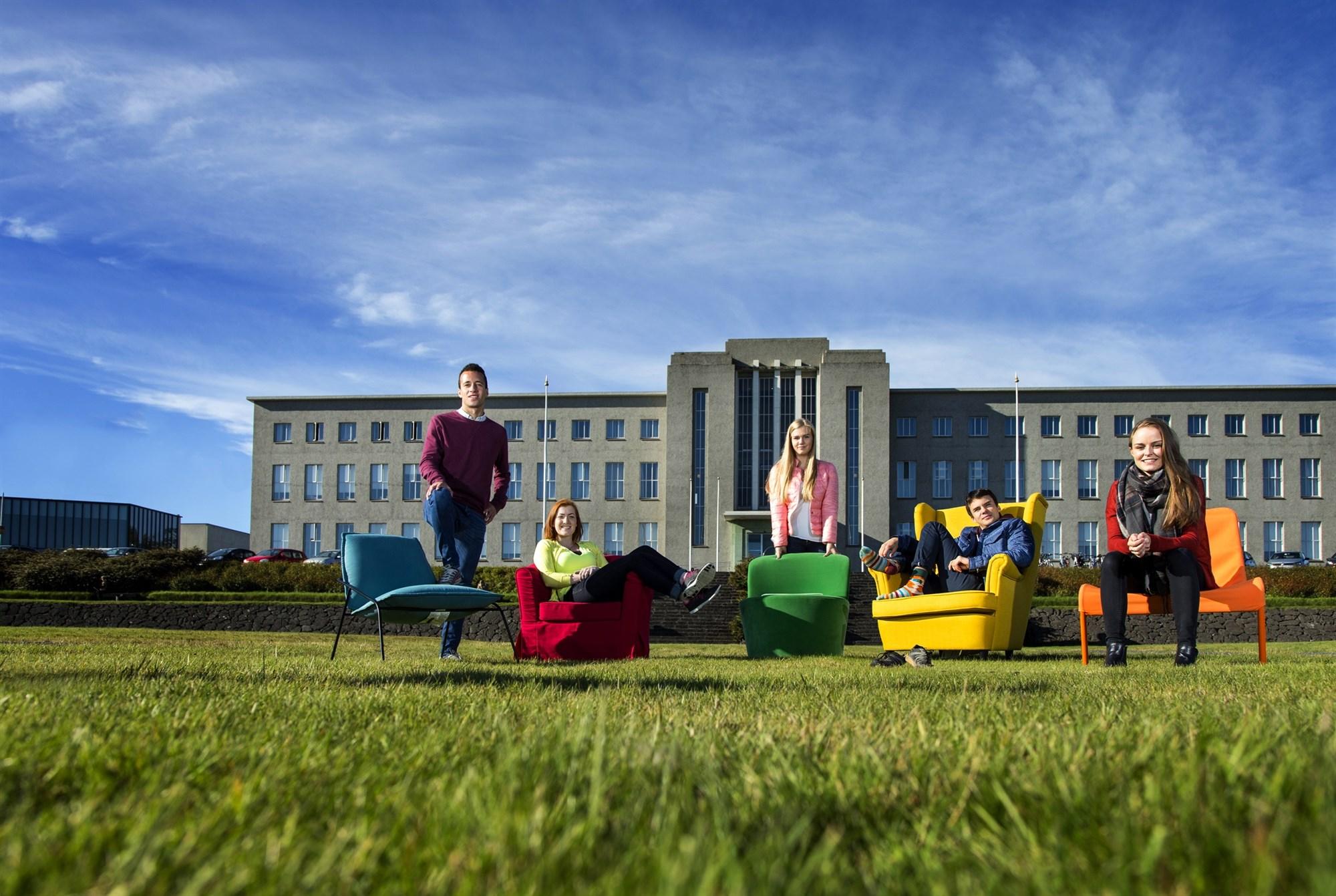 دانشگاههای ایسلند
