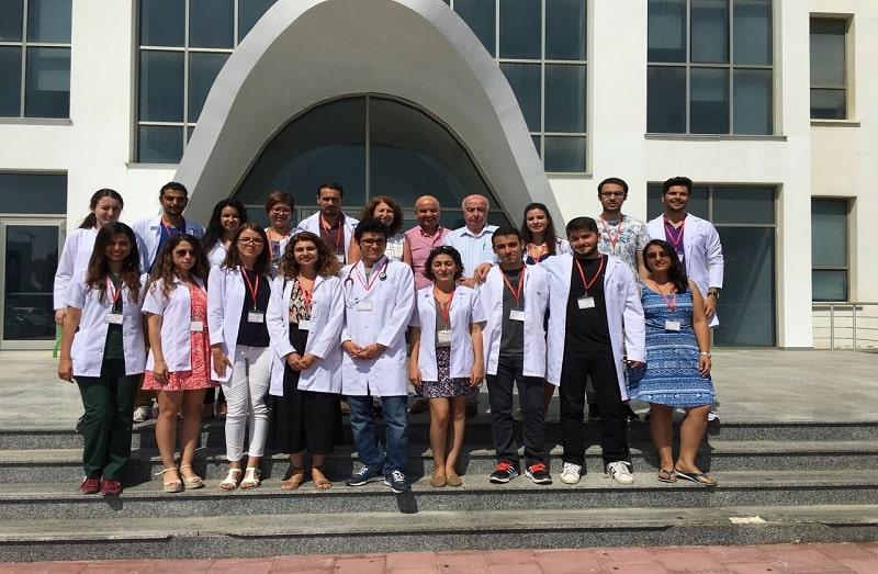 تحصیل پزشکی در دانشگاه Near East