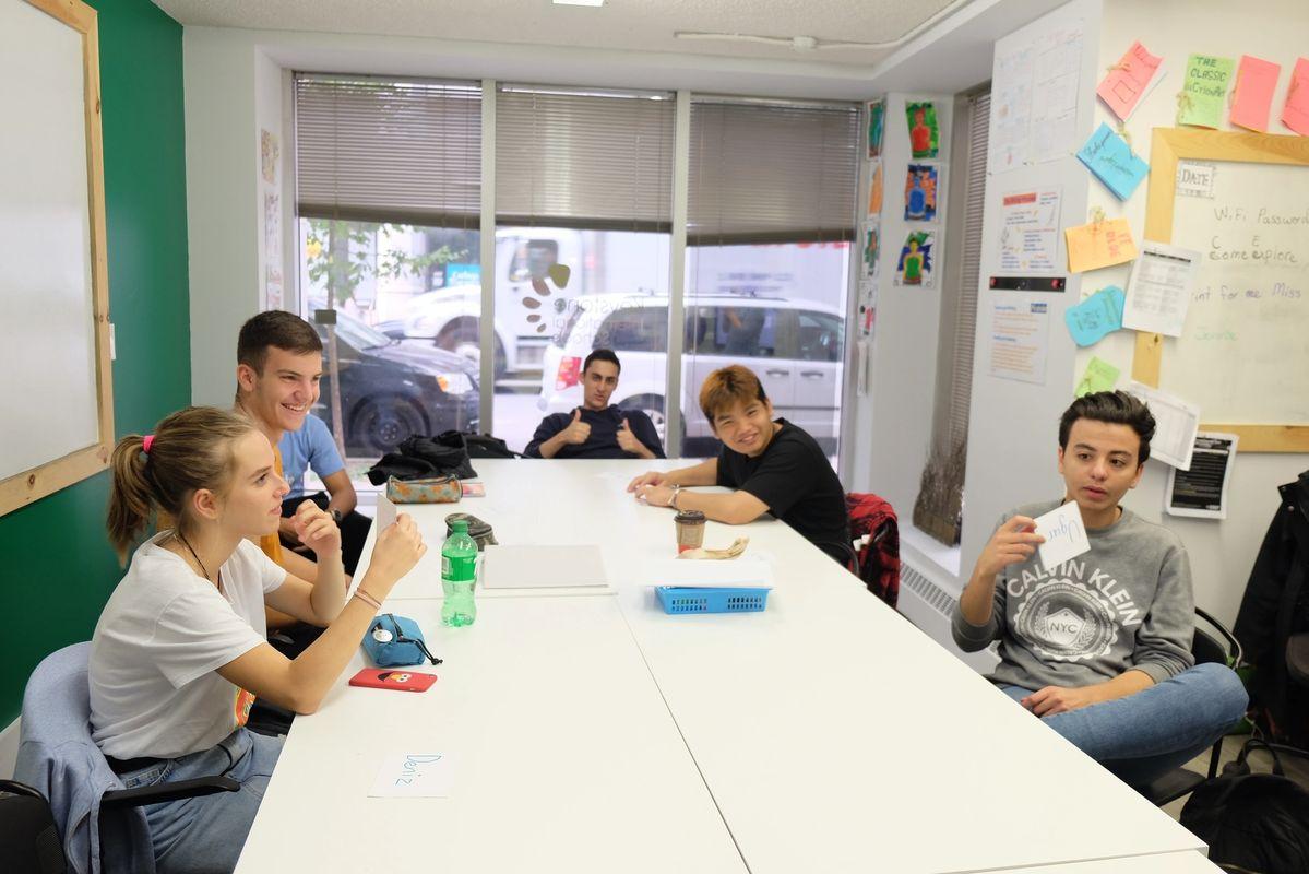 محل اقامت دانش آموزان بین المللی مدرسه کیستون